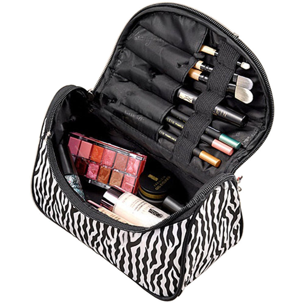 Portable Waterproof Women Makeup Organizer Bag - awashdress