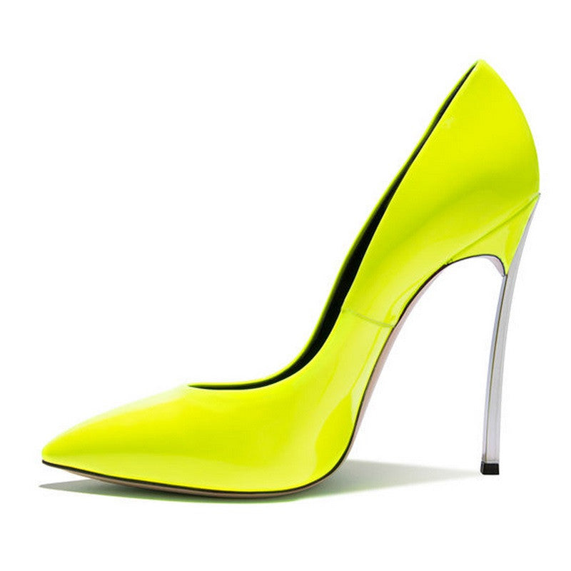 Stiletto Pointed Toe High Heels