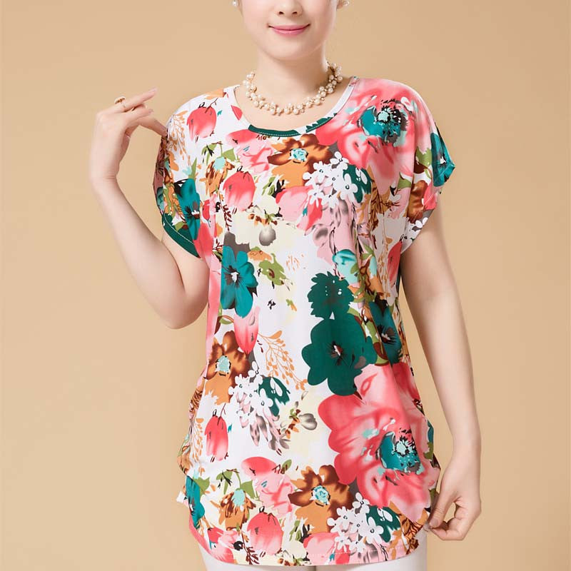 Floral Top - awashdress