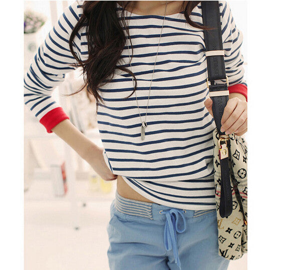 Stripe Shirt long sleeve