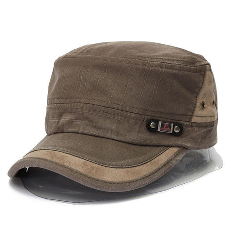 Adjustable Casquette Hat