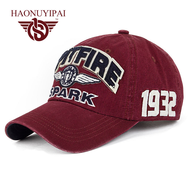 Men Polo Baseball Cap