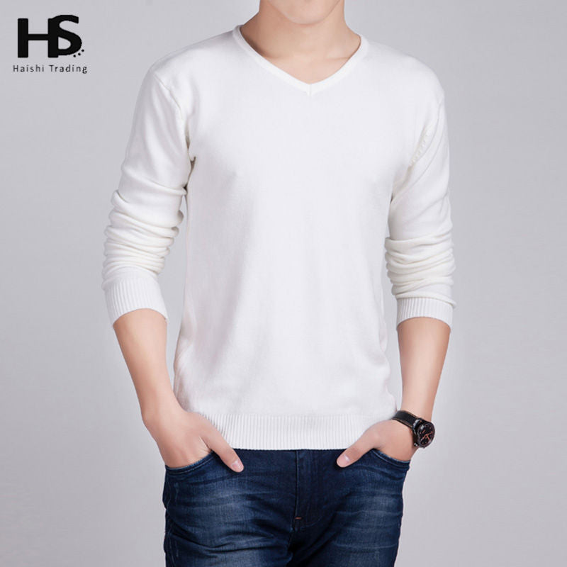 V Neck Slim Fit T-Shirt