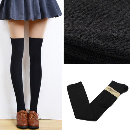Thigh High Over The Knee Socks Long