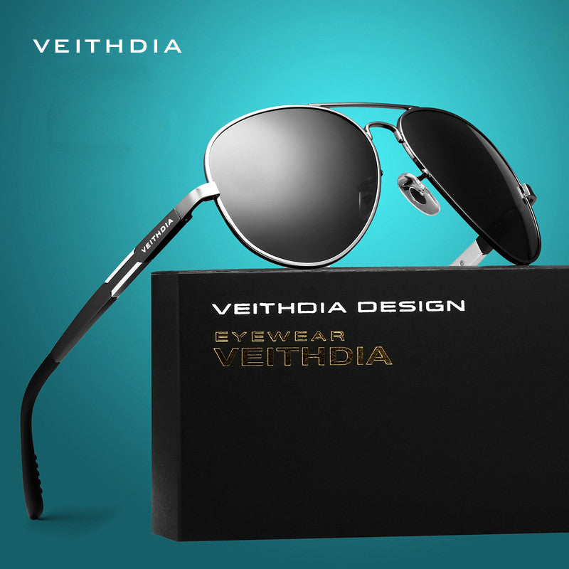 VEITHDIA Men's Sunglasses
