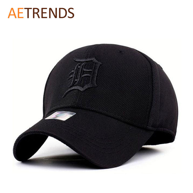 Spandex Elastic Fitted Hat