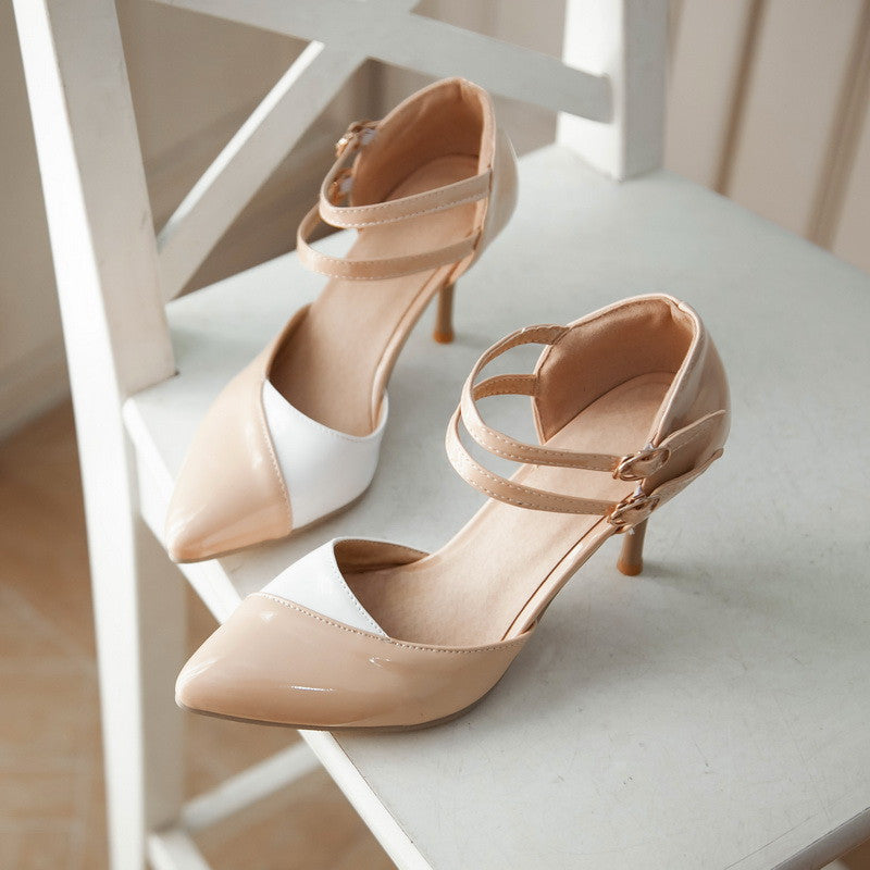 High Heel Ladies Formal Shoes