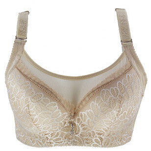 big size lace Push Up bra - awashdress