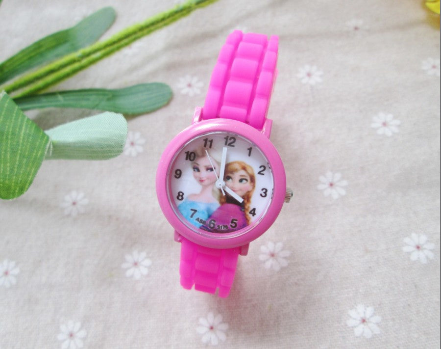 Princess Elsa Anna Watches Fashion Girl