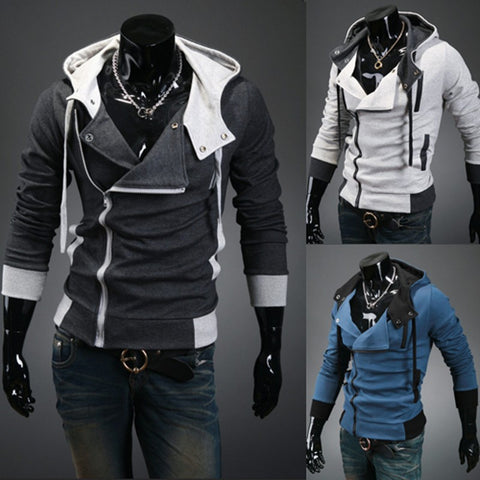 Assassins Creed Hoodies Men Sweatshirt