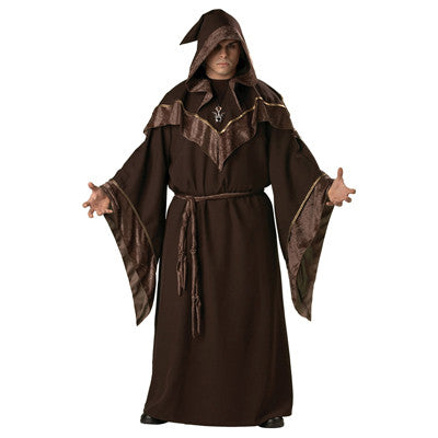 Gothic Wizard Costume - awashdress