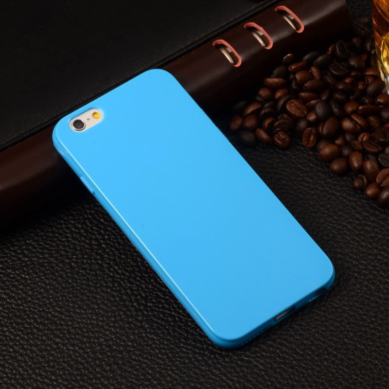 Rubber Soft Back Skin Case