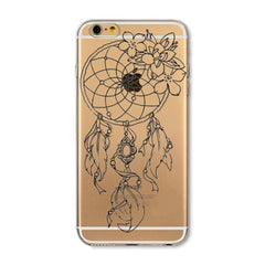 Soft Silicon transparent Phone Case