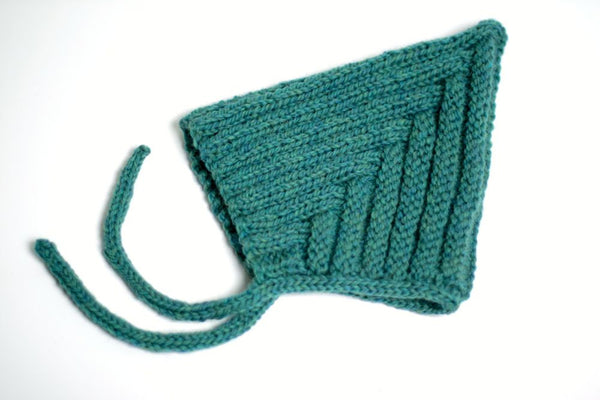 Chubby Pixie hat - Teal