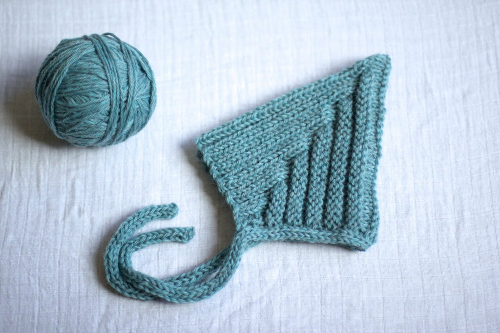 Tiny Pixie hat - Sky Blue