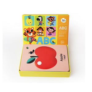ABC - Ring Flash Cards