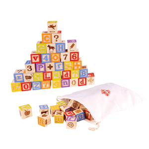 Alphabet Blocks Tooky Toy