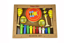 Bee Musical Set - 7pcs