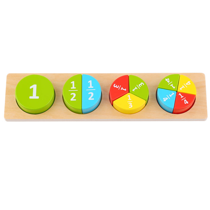 Block Puzzle Round Fractions
