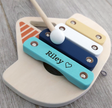 Personalised Xylophone - Boat