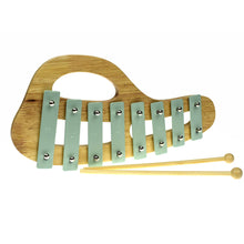 Classic Calm Wooden Xylophone - Spring Green