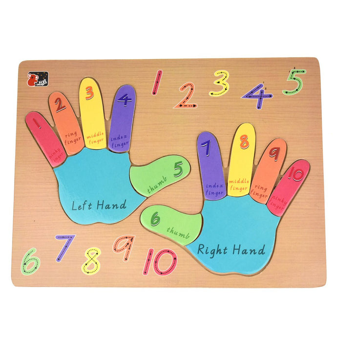 Hand Puzzle