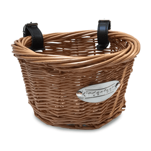 Kinderfeets Weave Basket with Straps