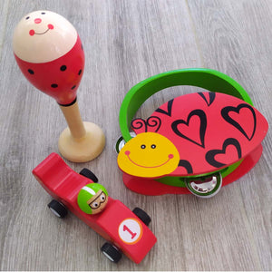 Cute Ladybird Gift Pack