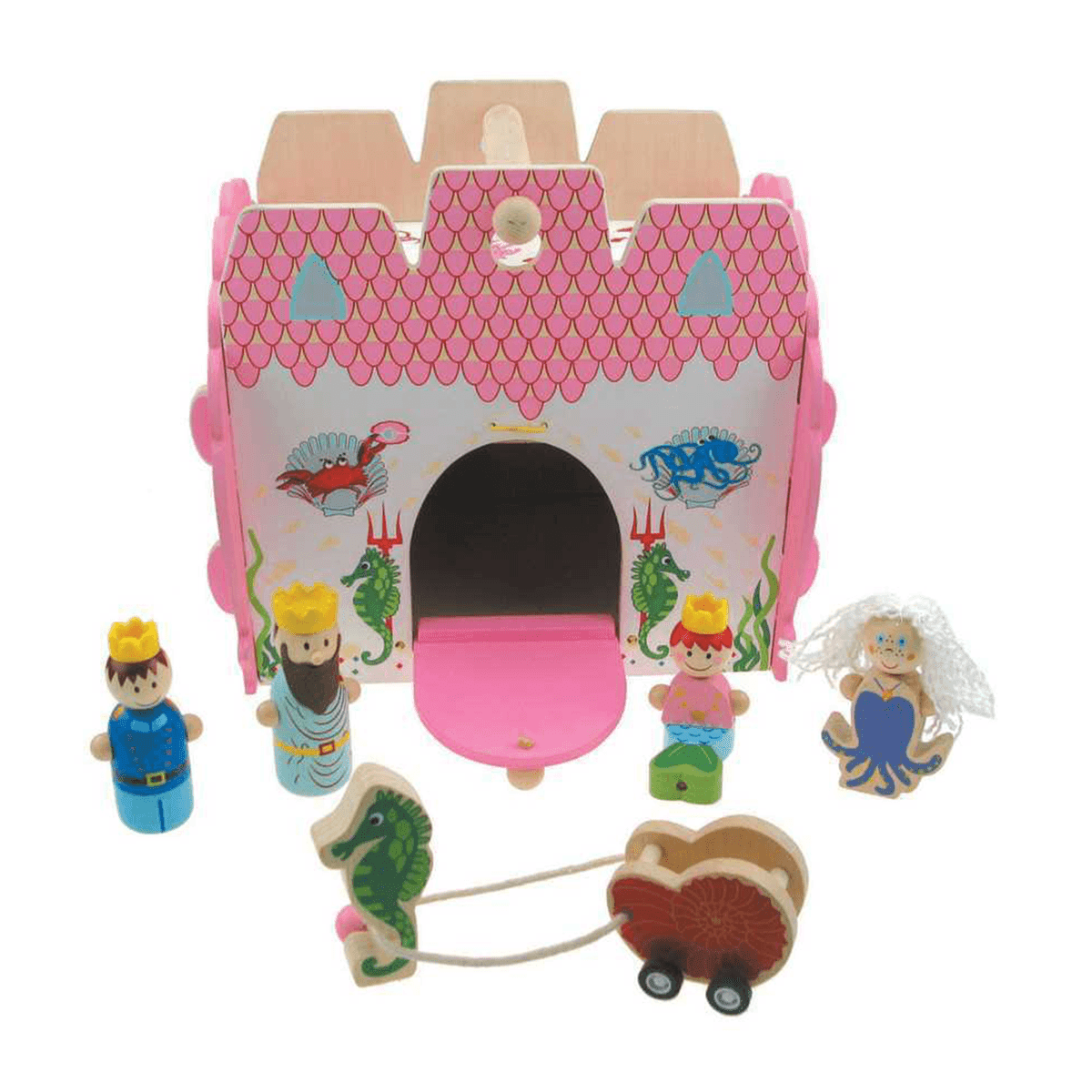 Mermaid Playset Koala Dream