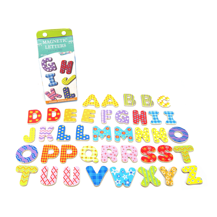 Milk Carton Magnetic - Uppercase Kaper Kidz