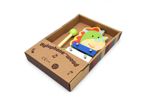 Wooden Dragon Xylophone Kaper Kidz packaging