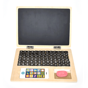 Notebook Blackboard & Alphabet Kaper Kidz