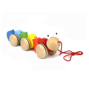 Pull A Long Caterpillar Kaper Kidz