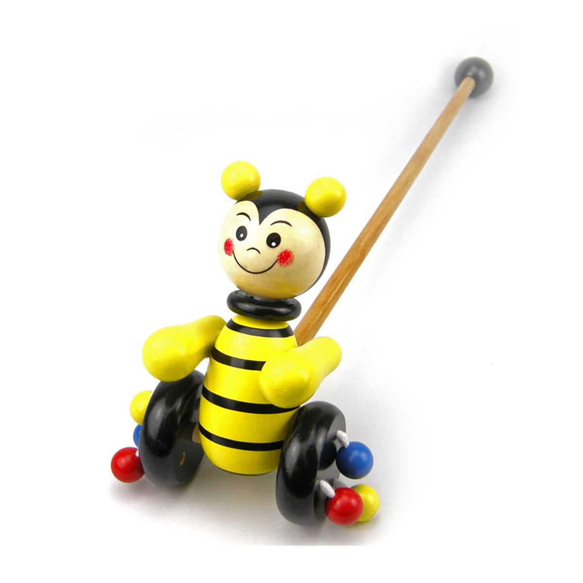 Push Along Bee