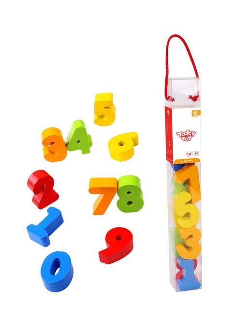 My Numbers Blocks Tooky Toy