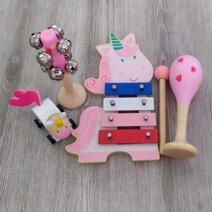 Super Cute Unicorn Musical Box