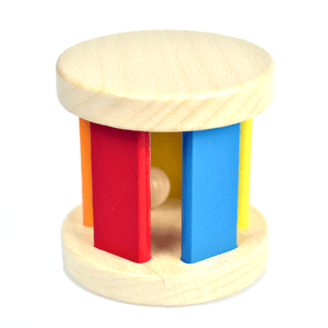 Wooden Roller Tooky Toy
