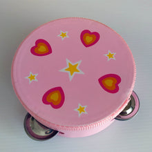 Pink Heart Musical Box