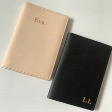 BLUSH PASSPORT HOLDER