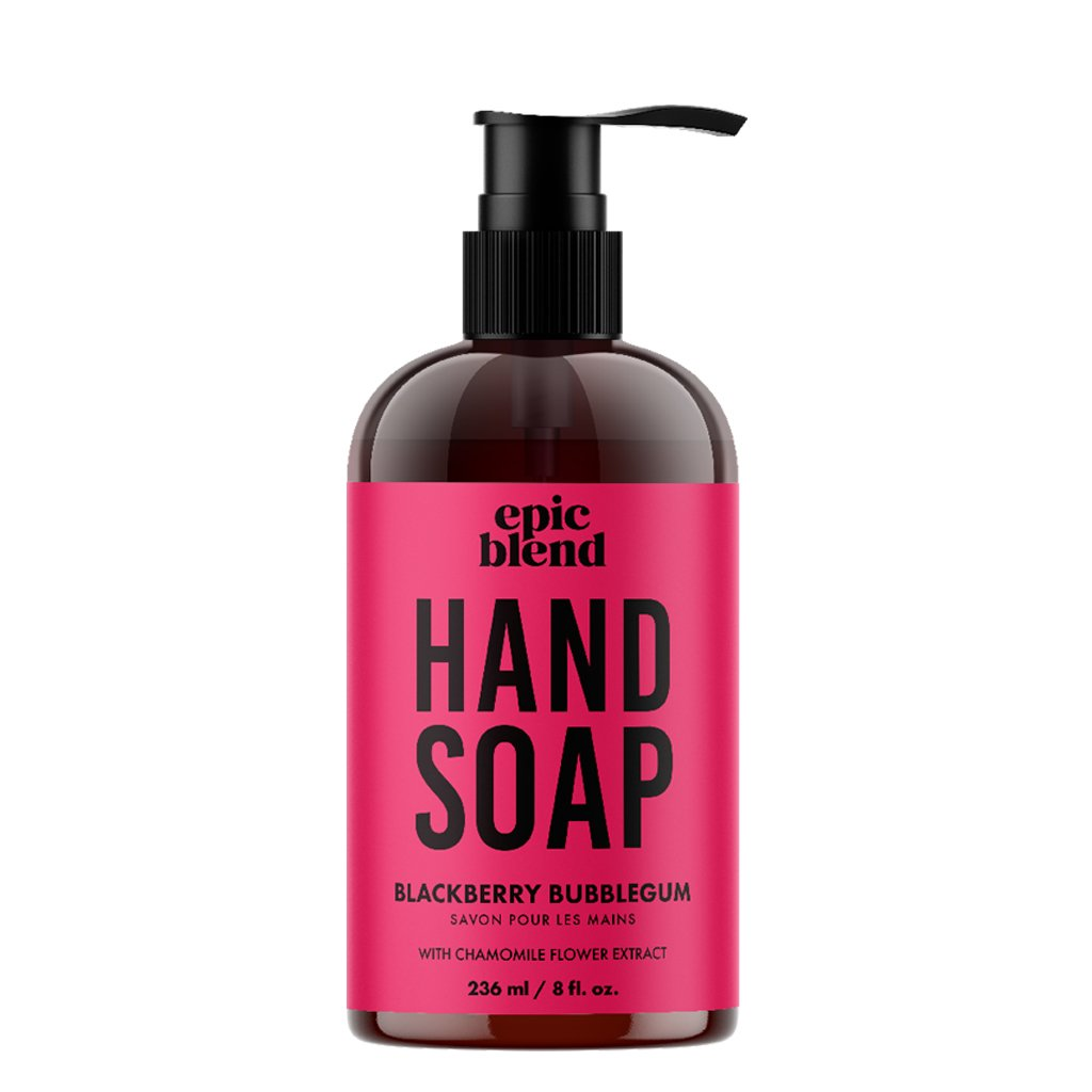 "Epic Blend- ""Blackberry Bubblegum"" hand soap"