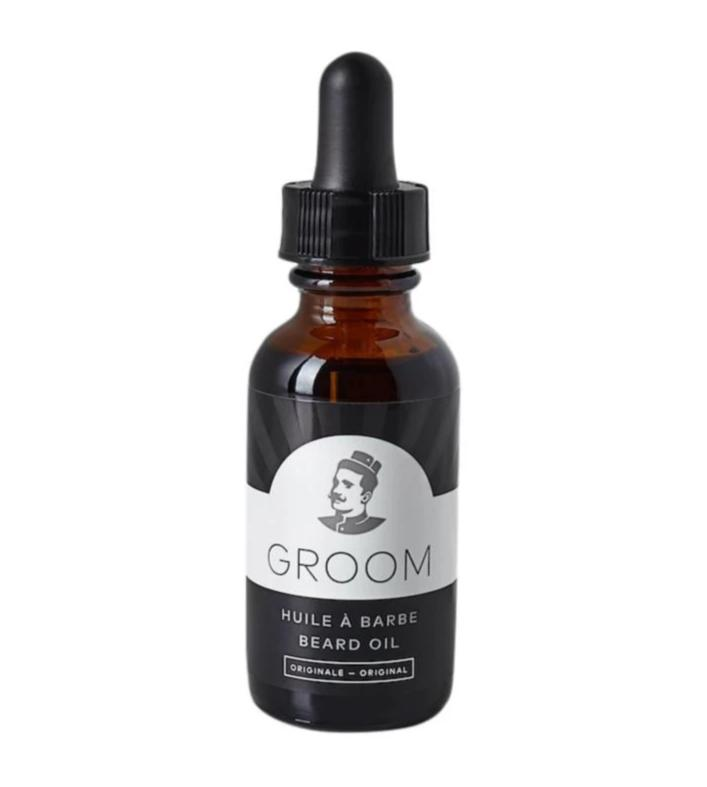 GROOM beard oil