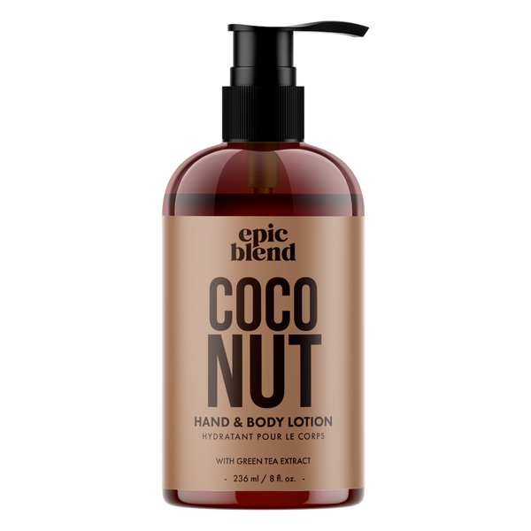 "Epic Blend- ""Coconut"" hand and body lotion"