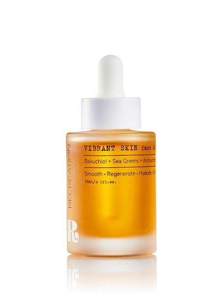 "Recreation ""Vibrant skin"" face oil"