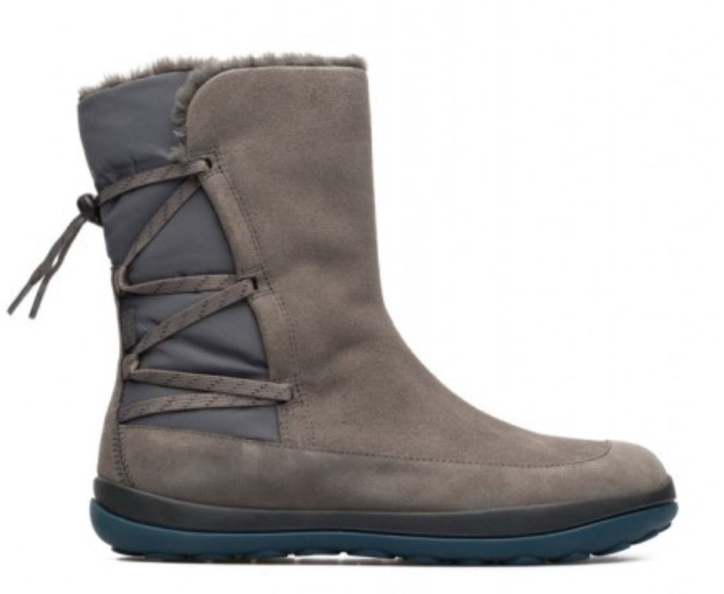 Camper Peu Pista Waterproof Boots in Grey, Our Beautiful Price $199