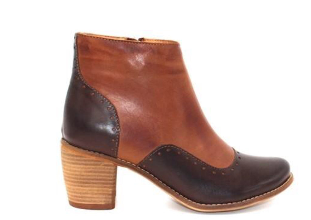 Miz Mooz Durham in  Soft Brown Leather $209, Our Beautiful Price $179