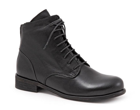 Bueno Victor Boots In Black Leather $199, Our Beautiful Price $119
