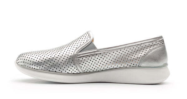 Flexi Comfort, Silver, Leather, Our Beautiful Price $99