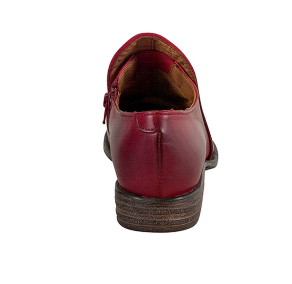 Miz Mooz Lilith in Red Leather $169, Our Beautiful Price $149