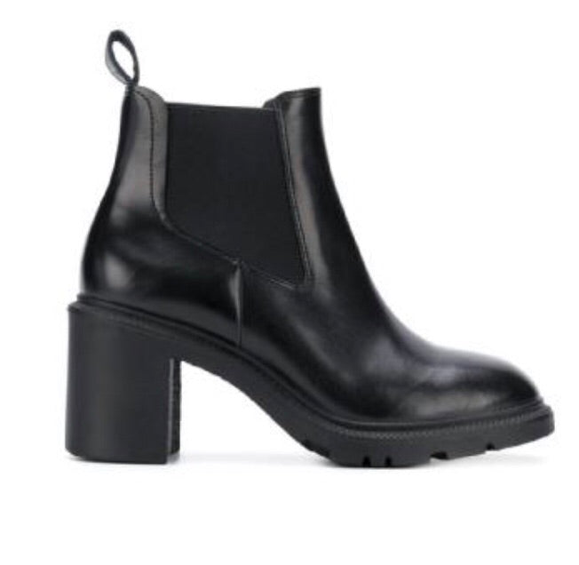 Camper Whitnee Wee Boots in Black Leather, Our Beautiful Price $239
