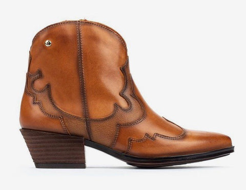 Pikolinos Vergel Boots in Brandy Leather $299, Our Beautiful Price $219